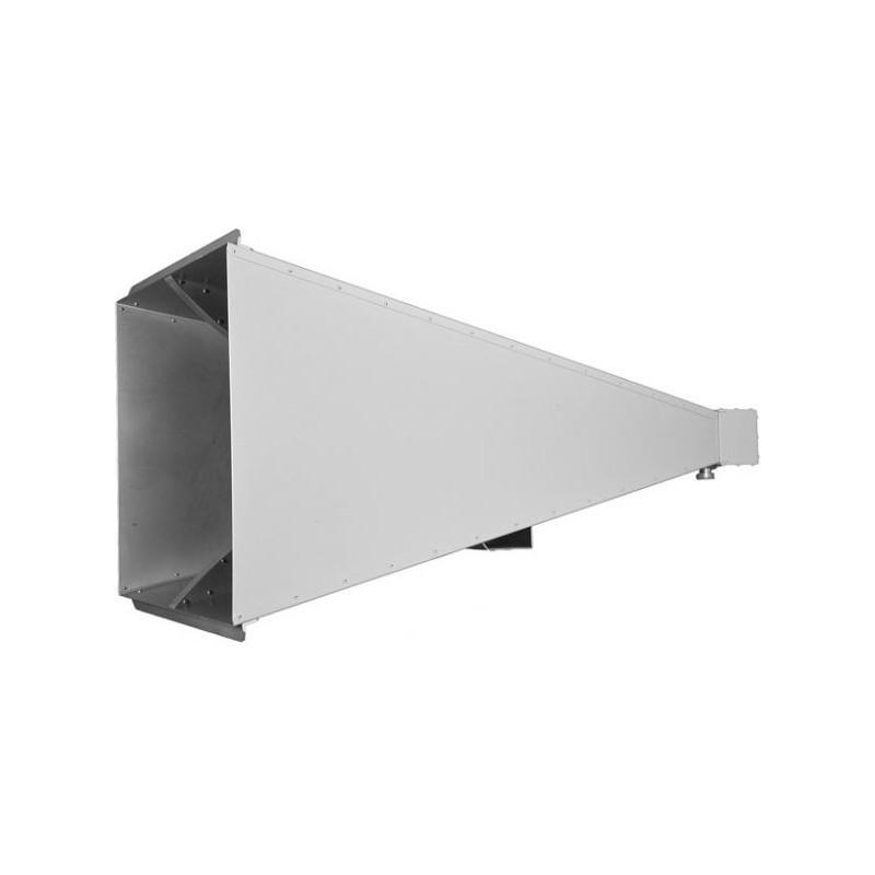 Двухполосная широкополосная роговая антенна schwarzbeck BBHA 9120 G