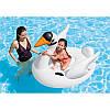 """Детский надувной плотик """"Лебедь"""" Intex 57557 130х102х99 см, фото 3"""