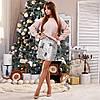 Стильная нарядная сверкающая молодежная юбка из двухсторонней пайетки, фото 2