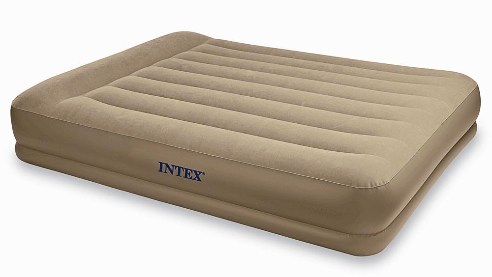 Надувная кровать Intex 67748 двуспальная, Харьков, фото 1
