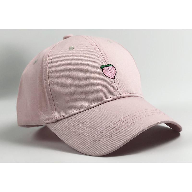 Бейсболка  МК-1063 розовая