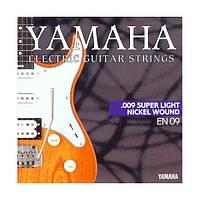 Струны металлические Yamaha EN09 для электрогитары Superlight