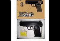 Пистолет ZM 06 TT металлический