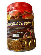 Шоколадные монеты Chocolate Coin Prestige  , 2,7 гр х 200 шт