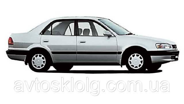 Стекла лобовое, заднее, боковые для Toyota Corolla E110 (Седан, Хетчбек, Комби) (1995-2001)