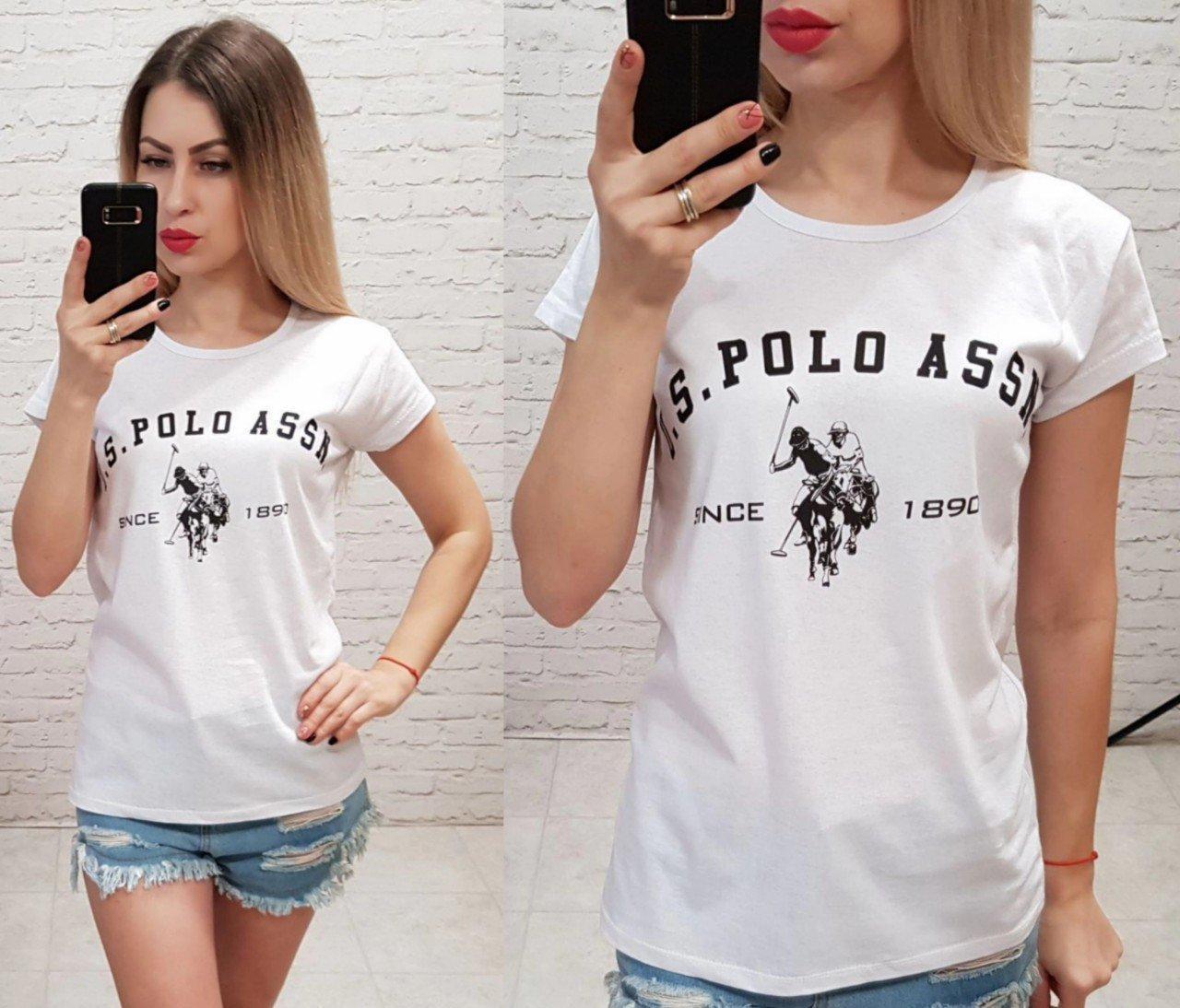 Женская футболка реплика 100% катон качество турция, фото 1