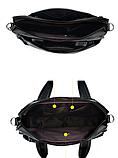 Сумка Bodi горизонтальная коричневая, фото 3