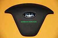 Крышка заглушка накладка обманка муляж подушки безопасности водителя KIA Ceed NEW