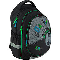 aa7061741f63 Рюкзак школьный ортопедический Kite Education для мальчиков Cool 38х28х16 см  19,5 л (K19