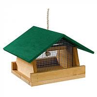 Деревянная кормушка для птиц Ferplast FEEDER 1