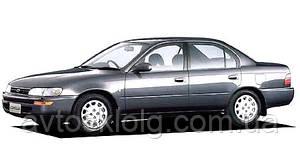 Скло лобове, заднє, бокові для Toyota Corolla E100 (Седан, Хетчбек, Комбі) (1991-1997)