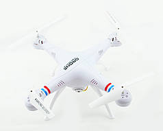 Квадрокоптер 1 Million c WiFi камерой Белый