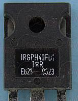 IGBT N-канал 1200В 29А IR IRGPH40F TO247AC