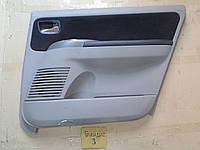 Карта двери задней Mitsubishi Grandis 2008