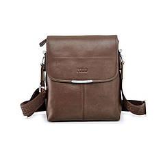 Мужская сумка POLO VIDENG Brown