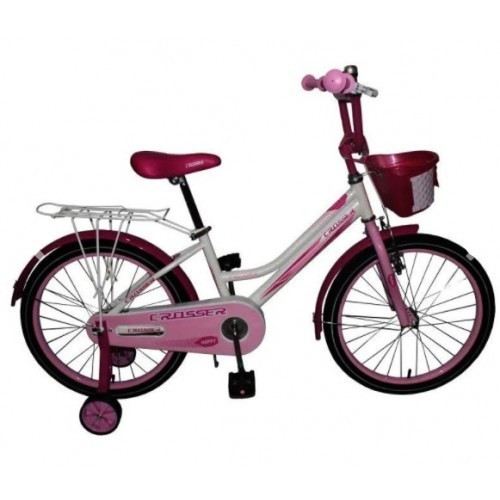 "Crosser Велосипед Crosser 14"" Happy Pink (Happy14)"