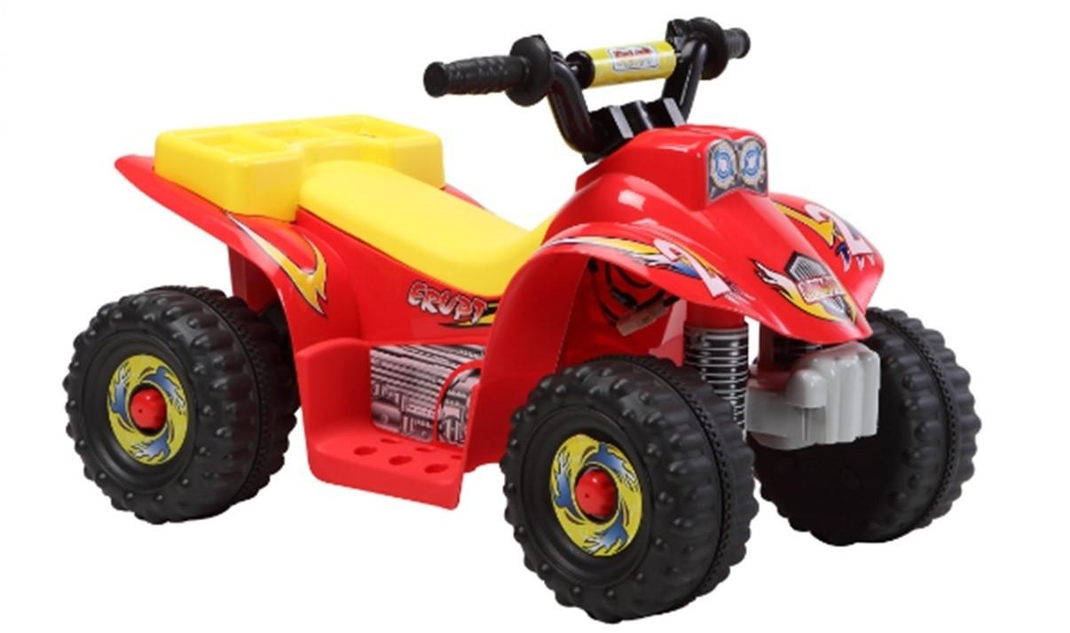 DT Квадроцикл DT K1950 Red (K1950)