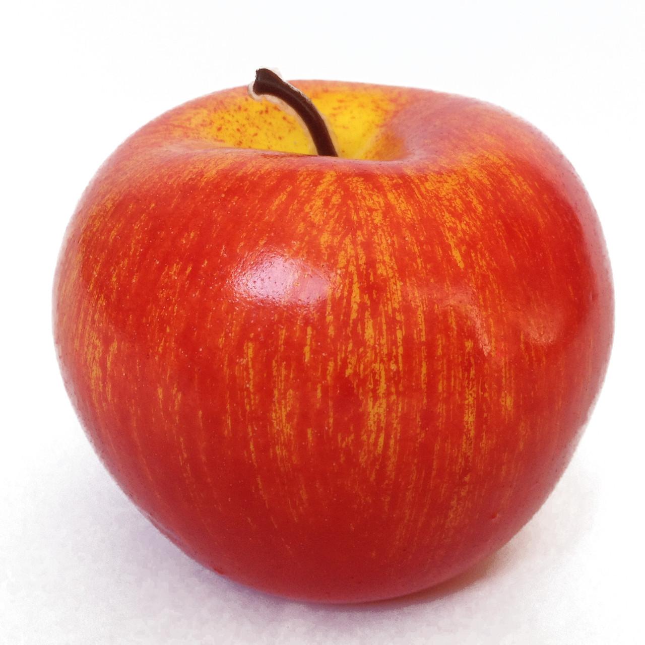 Искусственные фрукты яблоко муляж