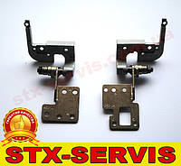 Петли Asus X52DY A52N A52DE A52B A52BY- пара НОВАЯ