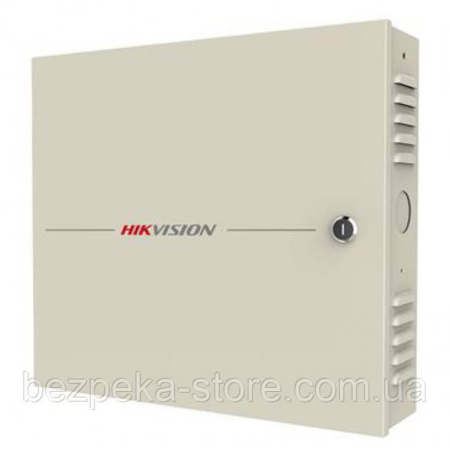 Контроллер для 4-дверей Hikvision DS-K2604