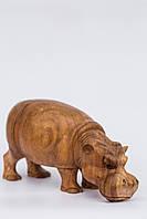 Бегемот,длина 40 см