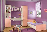 Детская кровать Джери (МДФ)