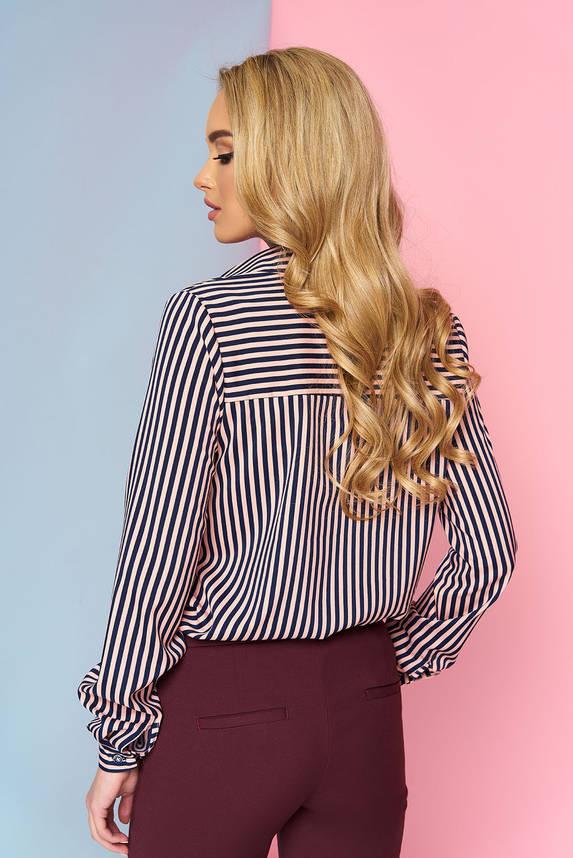 Красивая блузка в полоску, фото 2