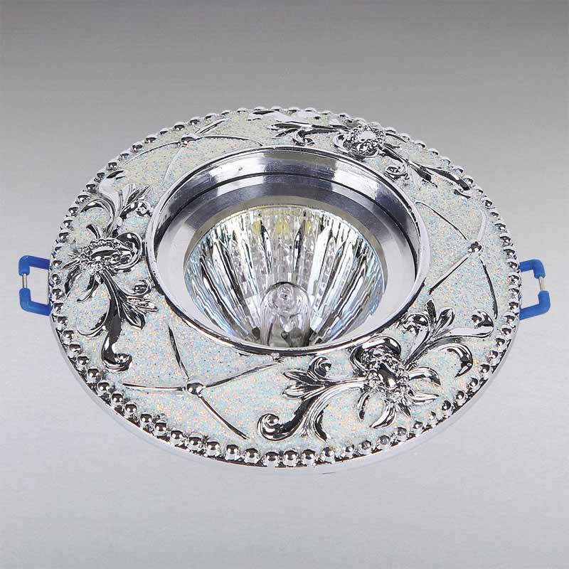 Встраиваемый точечный светильник LS-11854 SS