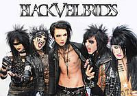 Плакат Black Veil Brides 06