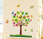 Интерьерная наклейка - Дерево (80х70см)  , фото 4