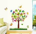 Интерьерная наклейка - Дерево (80х70см)  , фото 5