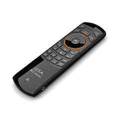 Аэромышь с клавиатурой и микрофоном Rii mini i25A (hub_4cs_0030)