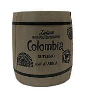 Кофе Deluxe Colomdia SUPREMO в зернах 250 г