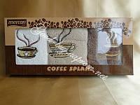 "Кухонные полотенца Mercan ""Cofee Splah"" 100% cotton Турция"