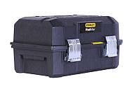 Ящик инструментальный с консольными полками Stanley