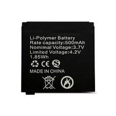 Аккумуляторная батарея для смарт-часов UWatch Q18 500 мАч (hub_qaPW42150_my)