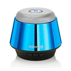 Портативная Bluetooth колонка Rokono B10 Bass Blue (0958)