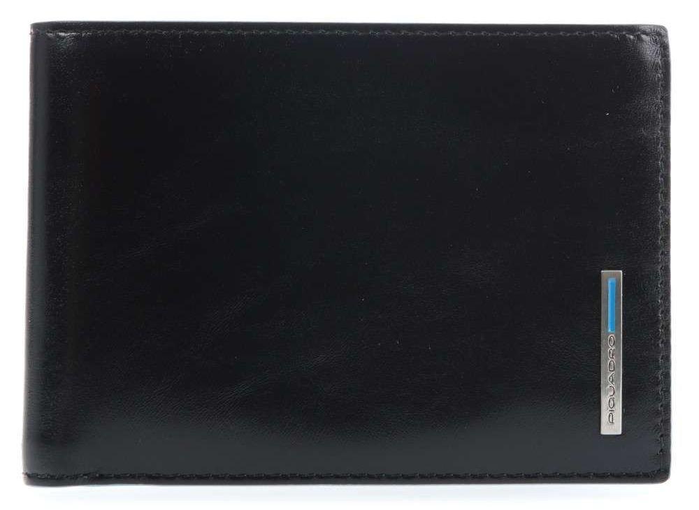 Портмоне кожаное Piquadro Blue Square PU1392B2R_N, черный