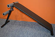 Скамья для пресса регулируемая 20-40 градусов MALCHENKO, фото 5