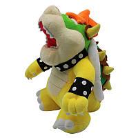 Мягкая игрушка Боузер Супер Марио Super Mario Bowser Koopa 28 смgames SM 21.148