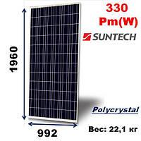 Cолнечная батарея, мощность-330Pm(W),SunTech,STP 330-24/Vfw