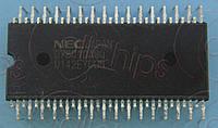 Микрокомпьютер 8Бит с АЦП NEC uPD78C10AGQ DIP64