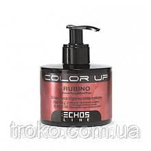 ECHOSLINE COLOR UP Тонирующая маска, 250 мл Красная