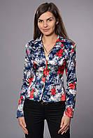 Пиджак женский на подкладке. Код модели Ж-26-27-15
