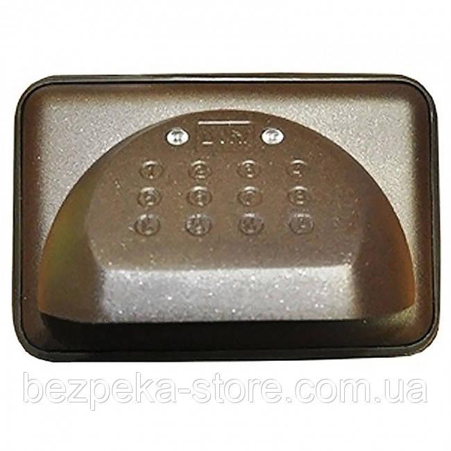 Кодовая клавиатура Dori КД-04 (медь)