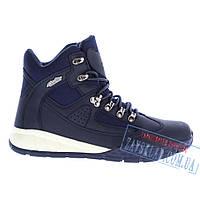 Высокие мужские ботинки Alpine Crown синие