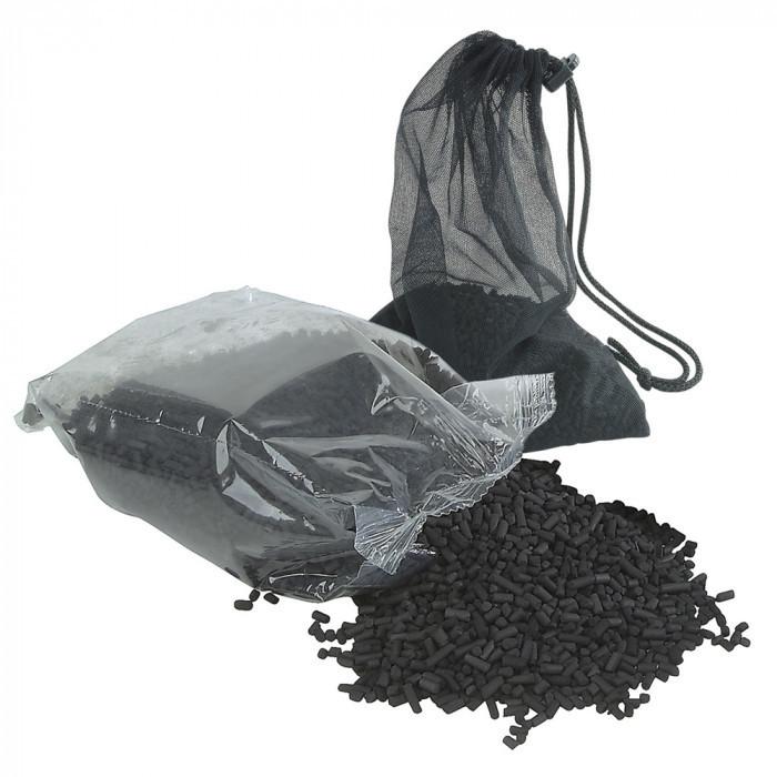 Гранулы активированного угля BLUCARBON