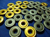Пластина твердосплавная (чашечный резец) RPUX 3010 РТ20 покр.TIN