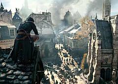 Картина GeekLand Assassin's Creed Кредо ассасина пейзаж 60х40см AC.09.001