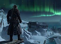Картина GeekLand Assassin's Creed Кредо ассасина пейзаж 60х40см AC.09.002